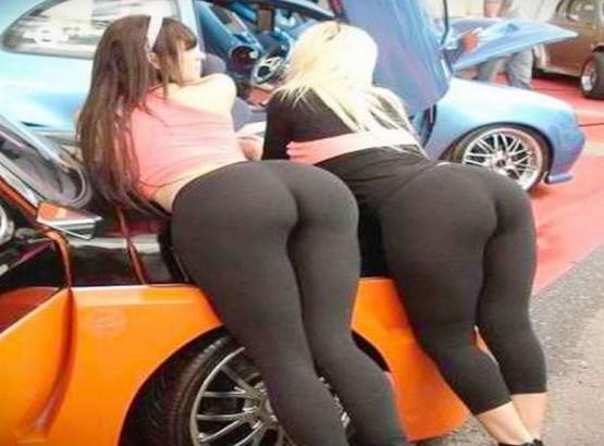 Why Do Men Like Yoga Pants On Girls - Girlsaskguys-3835